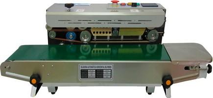 Máquina seladora automática de caixas de papelão