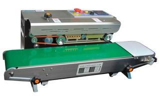 Seladora datadora semiautomática
